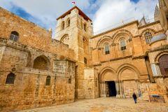 Jerusalém: Excursão de 1 Dia Netanya, Herzliya e Tel Aviv