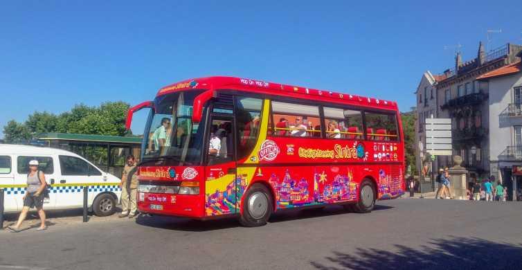 Sintra: 24-Hour Hop-on Hop-off Bus Ticket