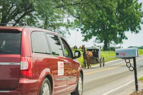 Private Lancaster County Amish Tour from Philadelphia