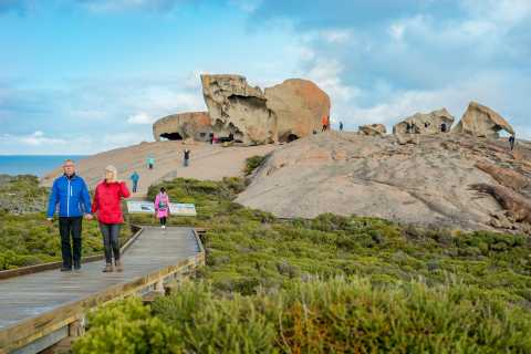 Kangaroo Island Full Day Experience by Ferry Including Lunch
