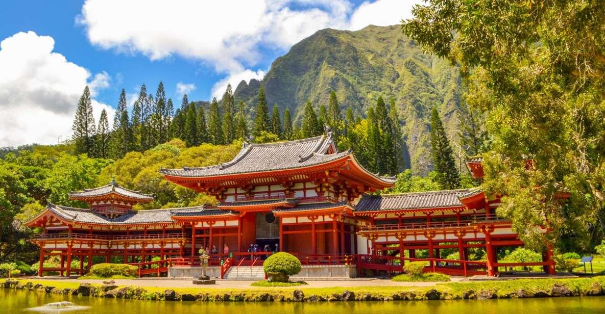 Oʻahu: Spektakuläre Tages-Rundtour auf der Insel
