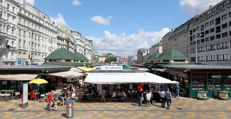Vienne: visite gastronomique guidée au Naschmarkt