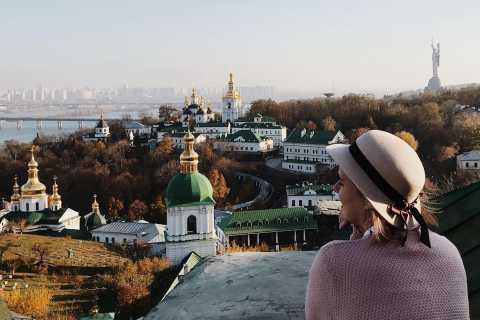 Kyiv: The Secret Roof of Kyiv Pechersk Lavra Tour