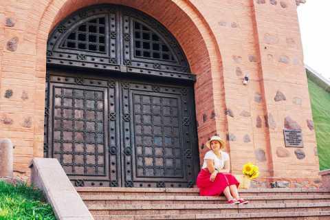 Kiev: Tour to the Golden Gates & St. Sophia's Cathedral