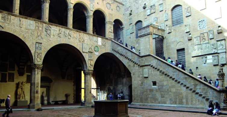 Florence: 1.5-Hour Bargello Museum Private Tour