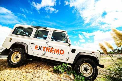 Sintra: Half Day Jeep Safari