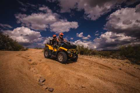 Sonoran Desert: Double ATV Adventure