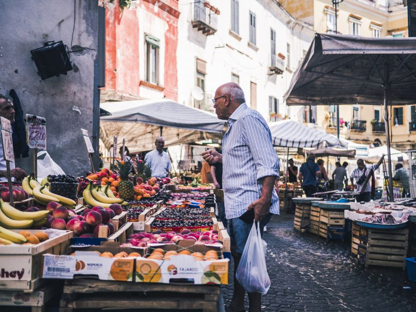 The Best of Naples Private Walking Tour