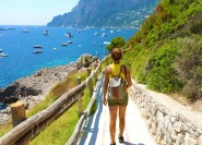 Ab Sorrent oder Neapel: Private Bootstour nach Capri