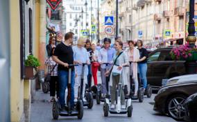 St. Petersburg: 2.5-Hour Segway Sightseeing Tour