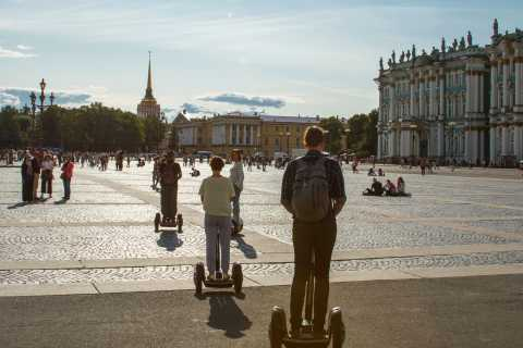 St. Petersburg: White Night Segway Tour