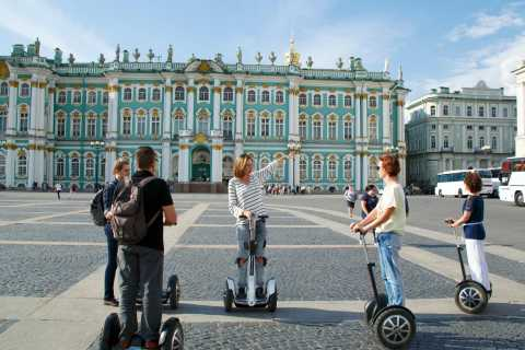 St. Petersburg: Segway Tour Revolutionary St.Petersburg