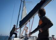 Ab Giardini Naxos: Halbtägige Bootstour nach Taormina