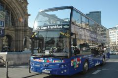 Frankfurt: Excursão de Ônibus Hop-On Hop-Off