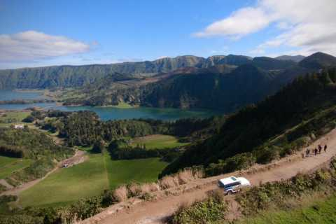 Sete Cidades Full-Day Safari Tour with Lunch