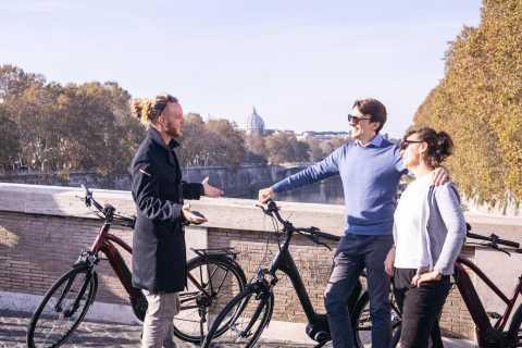 Rome: 3.5-Hour Small Group E-Bike Tour