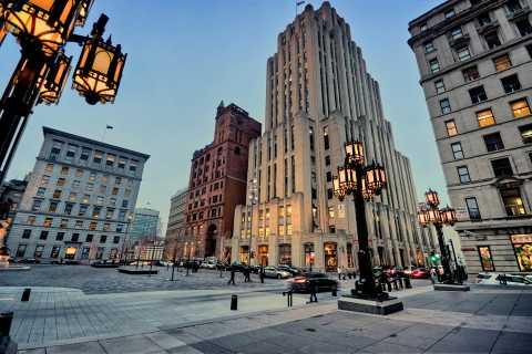 Das alte Montreal: Architektur-Spaziergang
