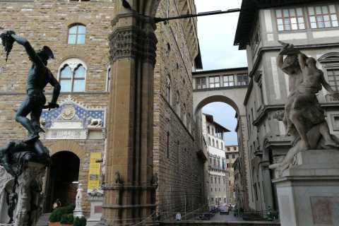 Florenz: Uffizien-Galerie in kleiner Gruppe