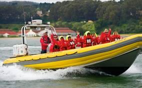 San Francisco Bay: Adventure Boat Tour