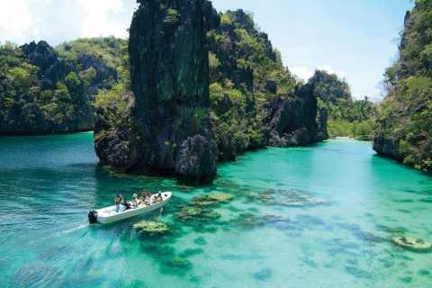 El Nido: Ötur till laguner och stränder