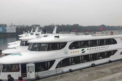 From Guilin: Li River Cruise