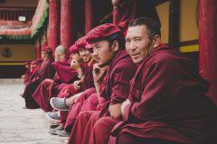 Pequim: Excursão a pé guiada pelo Templo de Yonghe Lama no Tibete
