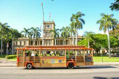 Waikiki: Hop-on Hop-off de 1, 4 ou 7 Dias c/ Todas as Linhas