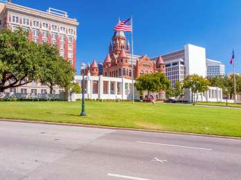 Dallas: JFK-Attentat und Sixth Floor Museum − Tour