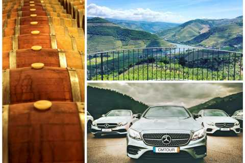 Porto: Private Douro Valley Day with Lunch