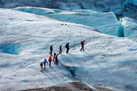 Iceland: 3-Day Golden Circle, South Coast, & Glacier Tour