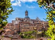 Ab Florenz: Tour nach Siena, San Gimignano, Chianti und Pisa