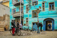Dresden: Excursão de bicicleta para os conhecedores