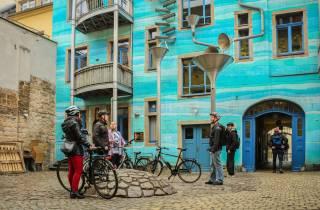 Dresden: Fahrradtour auf Deutsch