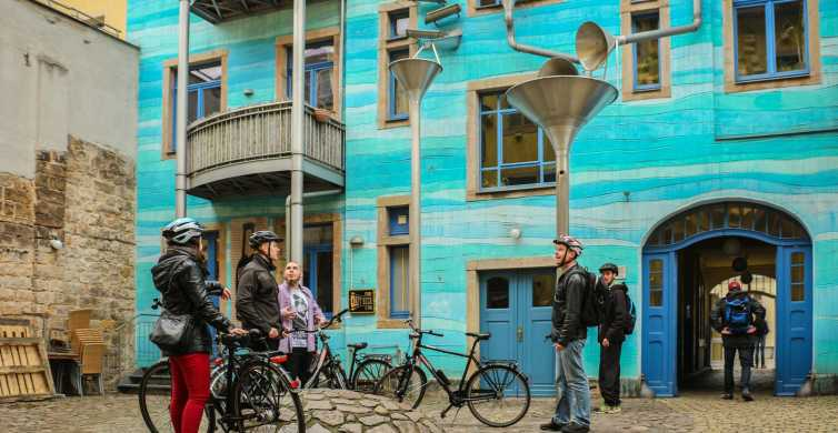 Dresden: Sightseeing-Tour in German by Bike