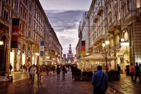 Milan by Night 2-Hour Walking Tour