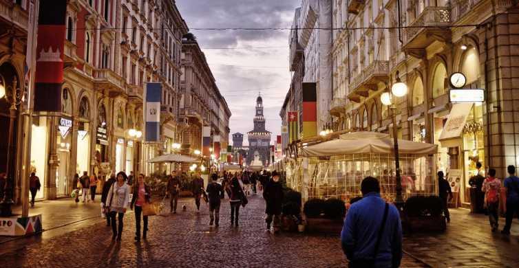 Milano: tour serale di 2 ore