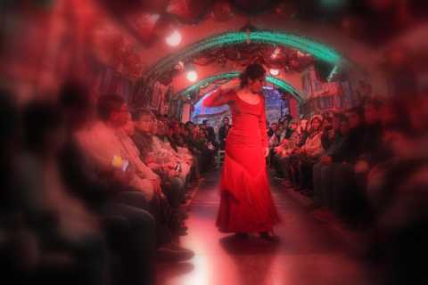 Granada: 2-Hour Flamenco Show in Sacromonte Caves