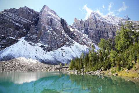From Vancouver: Rocky Mountains 4-Day Summer Tour