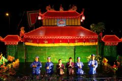 Cidade de Ho Chi Minh: Water Puppet Show and Dinner Cruise