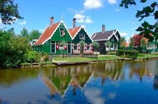 Ab Amsterdam: Volendam, Edam & Windmühlen − Live-Führung
