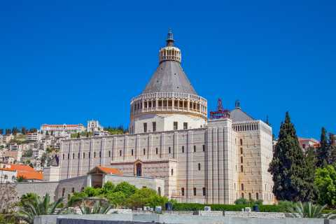 From Jerusalem: Biblical Highlights Full-Day Tour