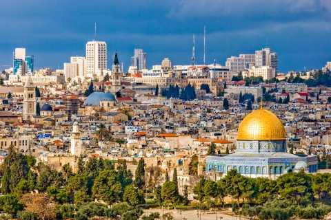 Jeruzalem en Bethlehem: dagexcursie vanuit Tel Aviv