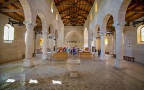 Nazareth, Tiberias & Sea of Galilee Tour from Jerusalem