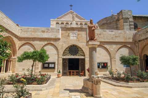 Half-Day Tour of Bethlehem from Jerusalem
