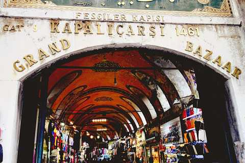 Istanbul: Grand Bazaar Shopping Experience with a Local