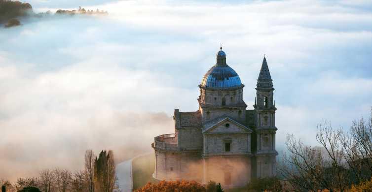 Florence: Chianti Montalcino & Montepulciano Private Tour