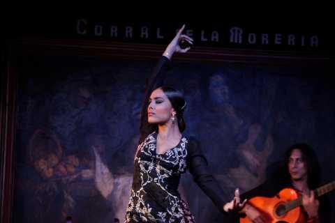 Madri: Show de Flamenco no Corral de la Moreria