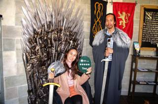 Belfast: Premium Game of Thrones-Tour mit Eintritt