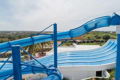 Lagoa: bilet wstępu do parku wodnego Slide & Splash