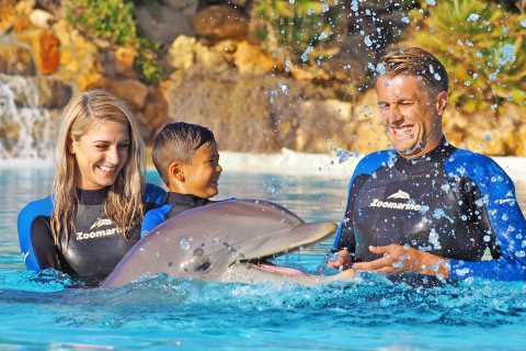 Algarve Zoomarine Ticket and Dolphin Emotions Experience